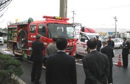 2006年度に導入された消防ポンプ車