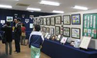 住吉公民館祭の展示