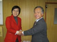 石村智子さんを米子に迎えて